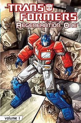 Transformers: Regeneration One (Digital) #1