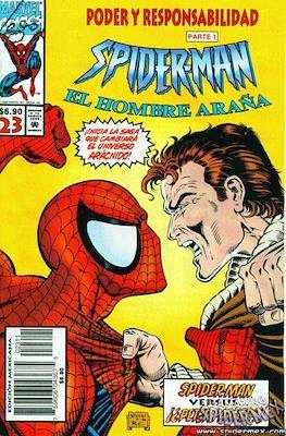 Spider-Man el Hombre Araña (1996-1998) (Grapa) #23