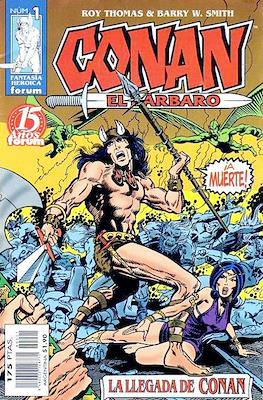 Conan el Bárbaro (1998-2001)