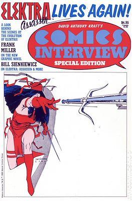Comics Interview Special Edition: Elektra