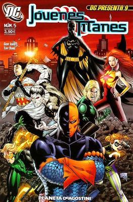 Jóvenes Titanes (2007-2009) (Grapa, 48 páginas) #5