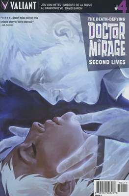 The Death-Defying Doctor Mirage: Second Lives (comic-book) #4