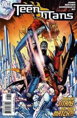 Teen Titans Vol. 3 (2003-2011) (Comic Book) #46