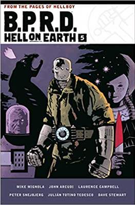 B.P.R.D. Hell on Earth (Hardcover 408 pp) #5