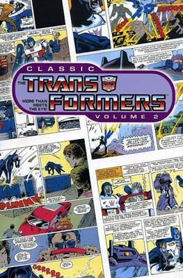 Classic The Transformers (Softcover) #2