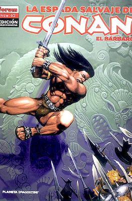 La Espada Salvaje de Conan el Bárbaro. Edición coleccionistas (Rústica. 64 páginas. B/N. (2005-2008).) #62