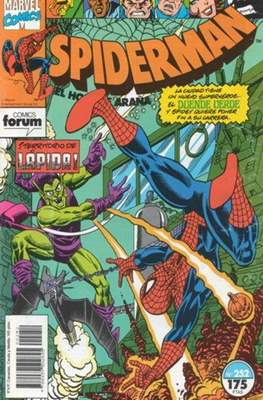 Spiderman Vol. 1 / El Espectacular Spiderman (1983-1994) (Grapa 32-48 pp) #252