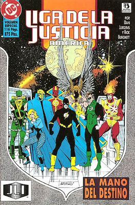 El regreso de la Liga de la Justicia América #4
