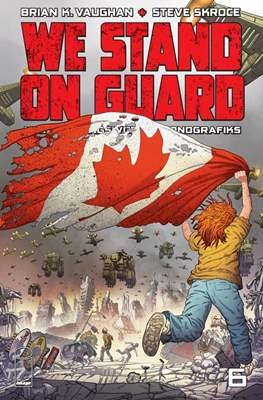 We Stand on Guard (Comic-book) #6