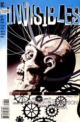 Invisibles (1994 1st Series) #8