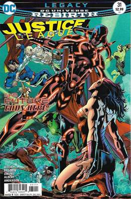 Justice League Vol. 3 (2016-2018) (Comic-book) #31