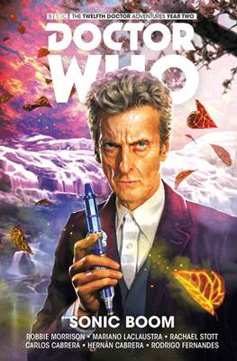Doctor Who: The Twelfth Doctor (TPB Softcover) #6