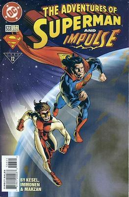 Superman Vol. 1 / Adventures of Superman Vol. 1 (1939-2011) (Comic Book) #533