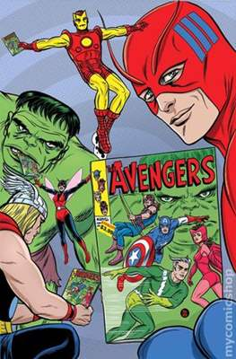 The Avengers Vol. 7 (2016-...Variant Covers ) (Grapa) #4.3