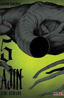 Ajin: Semi-Humano (Rústica) #5