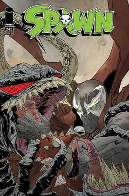 Spawn (Comic Book) #243