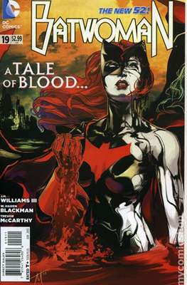 Batwoman Vol. 1 (2011-2015) (Comic-book) #19