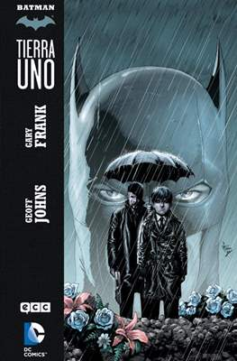 Batman: Tierra uno (Cartoné.) #1