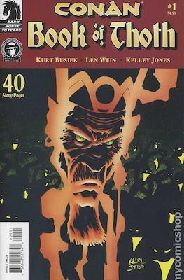 Conan: The Book of Thoth (Grapa) #1