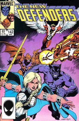 The Defenders vol.1 (1972-1986) (Comic Book 32 pp) #142