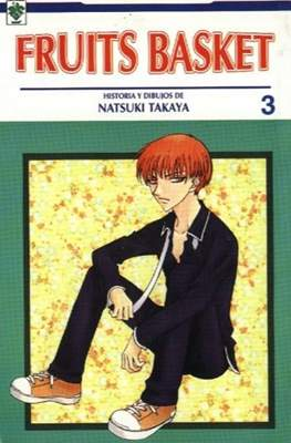 Fruits Basket (Rústica) #3