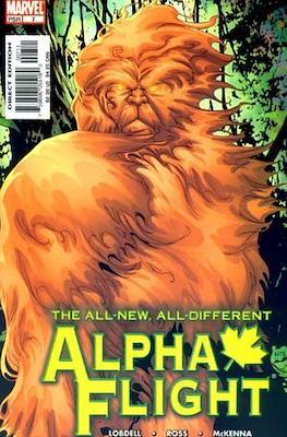 Alpha Flight (Vol. 3 2004-2005) #7
