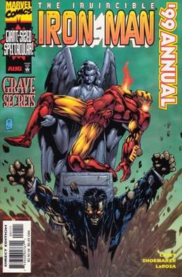 Iron Man Annual Vol. 2 (Comic Book) #1999