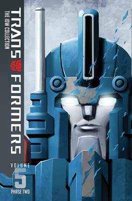 Transformers: The IDW Collection Phase Two (Hardcover 332-356 pp) #5