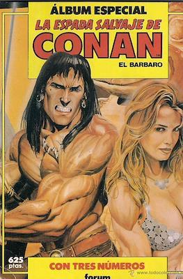 La Espada Salvaje de Conan - Álbum especial (Retapados) #18