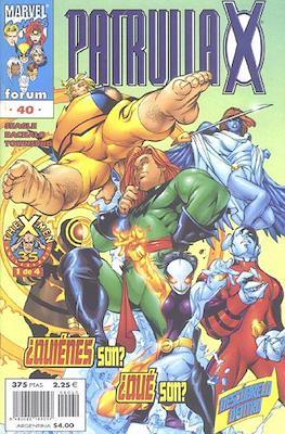 Patrulla-X Vol. 2 (1996-2005) (Grapa) #40