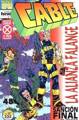 Cable Vol. 1 (1994-1995) (Grapa 32 pp) #17