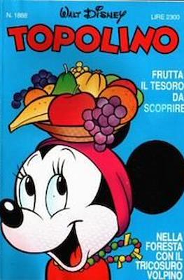 Topolino (Brossurato) #1888