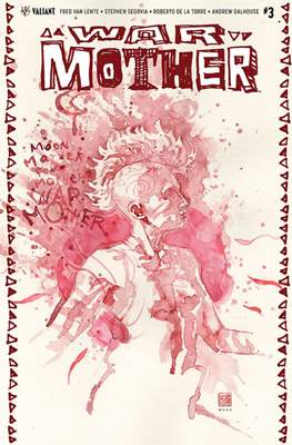 War Mother (Comic-book) #3