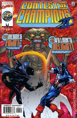 Contest of Champions II (Comic Book) #4