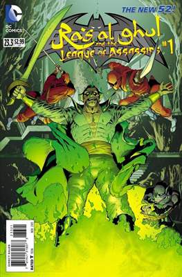 Batman and Robin Vol. 2 (2011-2015) (Comic Book) #23.3