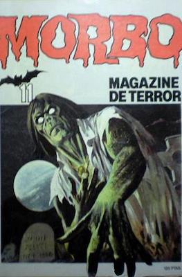 Morbo. Magazine de terror (Grapa (1983)) #11