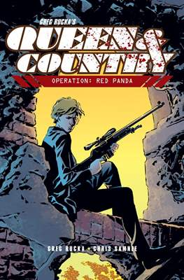 Queen & Country (TPB) #8