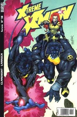 X-Treme X-Men (2002-2005) (Grapa) #18