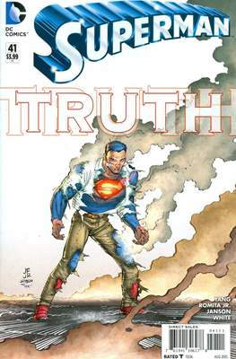Superman Vol. 3 (2011-2016) (Comic Book) #41