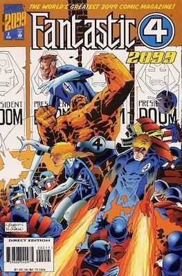 Fantastic Four 2099 (Comic Book) #2