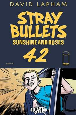 Stray Bullets: Sunshine and Roses (Comic Book) #42