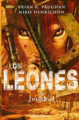 Los leones de Bagdad (2007)