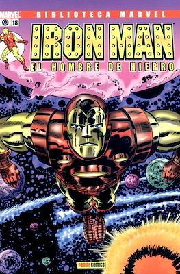 Biblioteca Marvel: Iron Man (2005-2008) (Rústica 160 pp) #18
