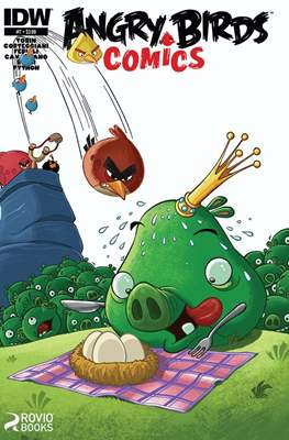 Angry Birds (Grapa) #7