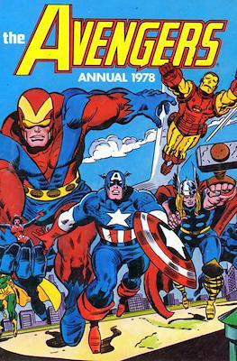 The Avengers Annual (Hardcover 64-78 pp) #4