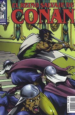 El Reino Salvaje de Conan (Grapa 48-80 pp) #6