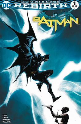 Batman Vol. 3 (2016- Variant Covers) (Comic Book) #1.8
