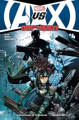 AvX: Consequences (Comic Book) #4