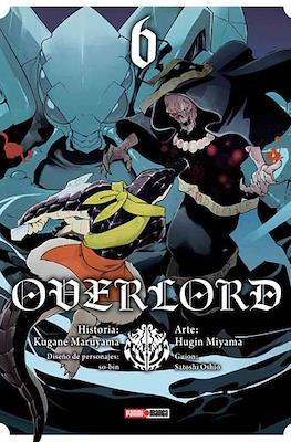 Overlord (Rústica con sobrecubierta) #6