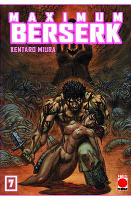 Maximum Berserk (Rústica con sobrecubierta) #7